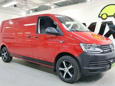 käytetty VW Transporter umpipakettiauto Pitkä 2,0 TDI 110 kW DSG // ALV / Adapt. Cruise / Tuplaliukuovet / Peruutututkat //