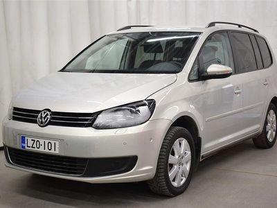 käytetty VW Touran Comfortline 2,0 TDI 103 kW (140 hv) BlueMotion Technology DSG-automaatti