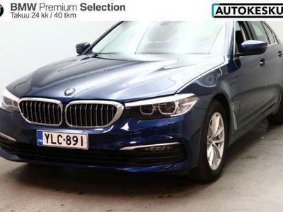 käytetty BMW 530 5-sarja G30 Sedan e A Charged Edition - Korko 1,99% + kulut