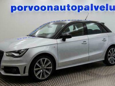 käytetty Audi A1 Sportback Comfort 1,2 TFSI 63 kW S line#Hieno#Juuri huollettu