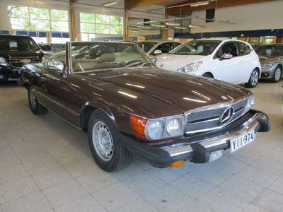 käytetty Mercedes SL380 Museo