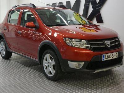 käytetty Dacia Sandero Stepway TCe 90 S&S Jubileum+