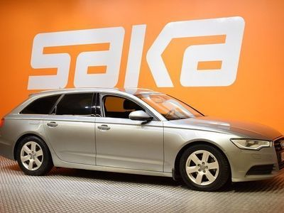 käytetty Audi A6 Avant Business 3,0 V6 TDI 150 kW quattro S tronic Start-Stop ### NORMAL FRIDAY -hinta! ### ** Suomi-