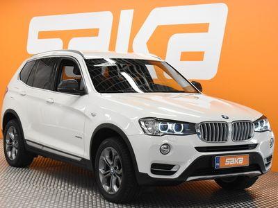 käytetty BMW X3 F25 xDrive20i A X-Line Facelift /