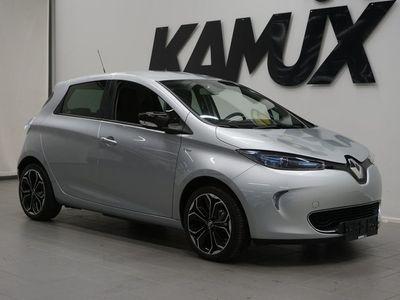 käytetty Renault Zoe Z.E. 40 R110 Intens / Keyless / Bose / Cruise / Navi / Penkinlämmittimet edessä /