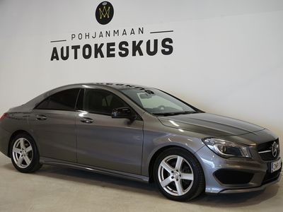 käytetty Mercedes 200 CLA-sarjaCDI A AMG - ** Korko 2,49%!! Kotiintoimitus !!! ** - ** Amg-paketti / Xenon / Vakkari **