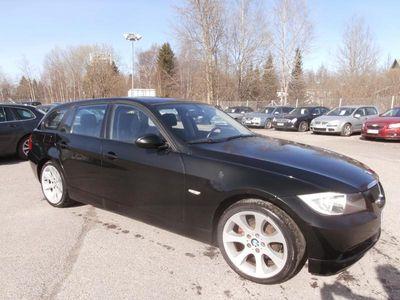 käytetty BMW 114 320 i 125kw E91 Touring, 1-om, Vaintkm
