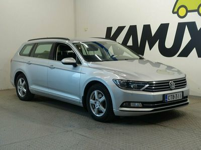 käytetty VW Passat Variant Comfortline 1,6 TDI 88 kW (120 hv) BlueMotion // Webasto kaukolla // Avaimeton käynnistys // Hyvät renkaat //