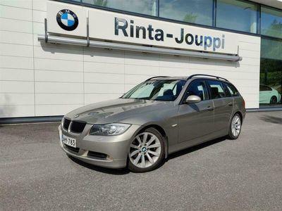 käytetty BMW 320 Diesel Business Touring A - Siisti kuntoinen / Seuraava katsastus: 23.12.2020