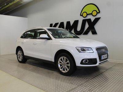 käytetty Audi Q5 2.0 TDI Q Aut Sports Ed (190hv) *SIISTI NELIVETO KOUKULLA*