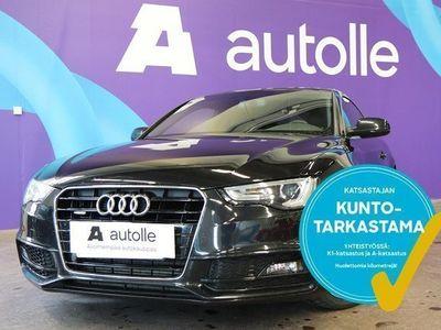käytetty Audi A5 *KOTIINTOIMITUS!* 3,0 TDI Quattro Coupe 180 kW S-Line Tarkastettuna, Rahoituksella, Kotiin toimitett
