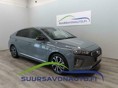 käytetty Hyundai Ioniq hybrid 1,6 hybrid 141 hv 6-DCT Comfort **vetokoukku/ilmainen kotiintoimitus**