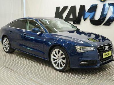 käytetty Audi A5 Sportback Business Sport Plus 3,0 / S-LINE / NELIVETO / NAVI