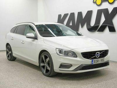 käytetty Volvo V60 D4 Business Classic R-Design aut / Tulossa myyntiin Tampere Lielahteen! / Kysy varustetiedot myyjältä! /