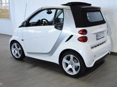 käytetty Smart ForTwo Cabrio
