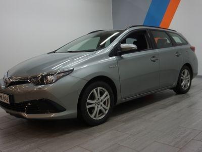 käytetty Toyota Auris Touring Sports 1,8 Hybrid Edition (18) **ILMAINEN KOTIINKULJETUS**