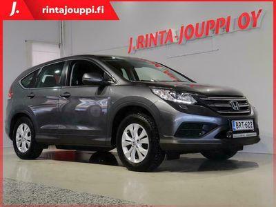 käytetty Honda CR-V 1,6 Diesel Comfort *Suomi-auto / Hienokuntoinen / Koukku / Lämmitin / Met.väri* *** J. kotiintoimitu