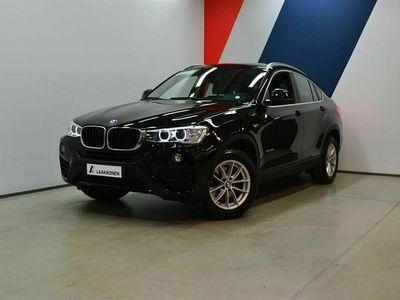 käytetty BMW X4 F26 xDrive20d A **ProffaNavi, OsanahkaSportpenkit, Koukku**