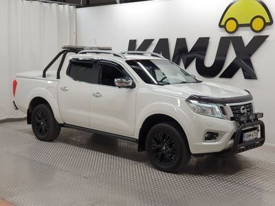 käytetty Nissan Navara Double Cab 2,3dCi 190hp AT Tekna TREK-1° /