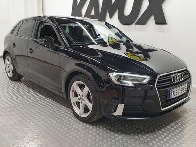 käytetty Audi A3 Sportback Business 1,6 TDI 85 kW / Urheilulliset etuistuimet / Lohko sisälämmittimellä / Vakkari / S