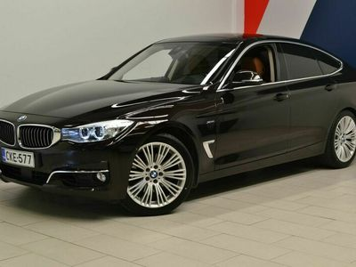 käytetty BMW 330 Gran Turismo Gran Turismo F34 330d A xDrive *Aktiivinen vakionopeudensäädin, HUD, Harman/Kardon