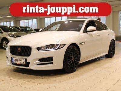 käytetty Jaguar XE 20d R-Sport Plus A - Huippuhieno!