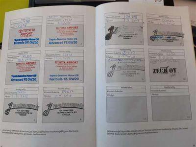 käytetty Toyota Auris Touring Sports 1,8 Hybrid Premium Business