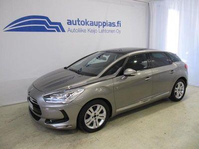 käytetty Citroën DS5 Hybrid4 ** Navi / Panorama / P-kamera / HUD / Koukku **
