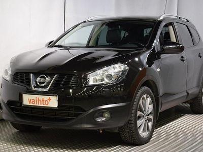 käytetty Nissan Qashqai +2 2,0dCi DPF Tekna 4WD Premium Pack * NELIVETO 7-PAIKKAINEN, PANORAAMALASIKATTO, YMS...*
