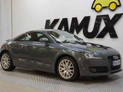 käytetty Audi TT Coupé 3,2 184 kW quattro / Magnetic Ride-alusta / Neliveto / Urheilulliset istuimet / Xenon-ajovalot
