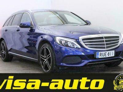käytetty Mercedes C250 d 4Matic T A Premium Business *LED-ajovalot*