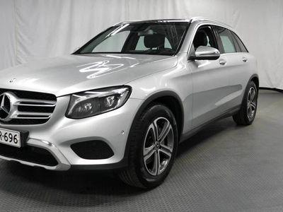 käytetty Mercedes GLC220 d 4Matic A Premium Business