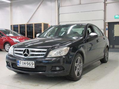 käytetty Mercedes C200 CDI A BUSINESS