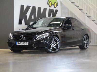 käytetty Mercedes C220 CDi 4M | AMG Night | Lämmitin