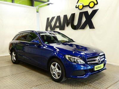 käytetty Mercedes C180 BlueTec T A Premium Business **KOTIINTOIMITUS**ADAPT.VAKKARI**KAISTAVAHTI**