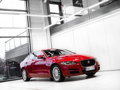 käytetty Jaguar XE E-Performance Pure Business Aut + Bluetooth