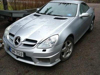 käytetty Mercedes SLK200 1.8L 2004