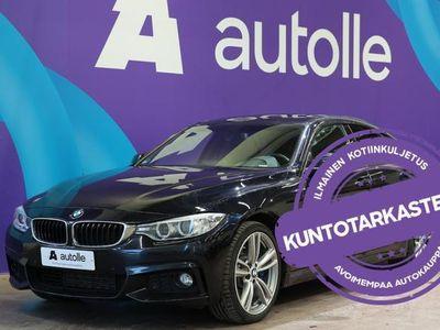 käytetty BMW 430 430 *TEHTAAN M-SPORT* d XDrive Hyvin varustettu! Katsastettuna, Rahoituksella, Kotiin toimitettuna!