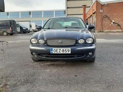 käytetty Jaguar X-type 2,5 awd, vm 2009
