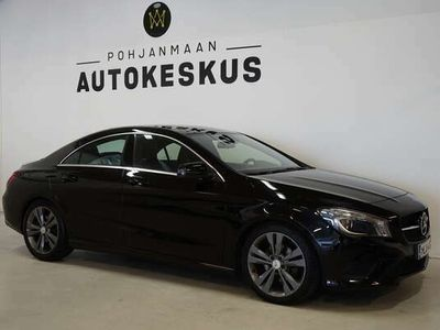 käytetty Mercedes CLA180 BE Premium Business Urban - Kotiintoimitus - Bi