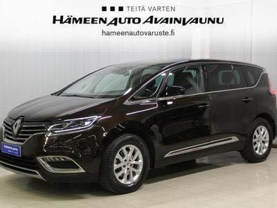 käytetty Renault Espace dCi 160 Twin Turbo EDC-aut Business