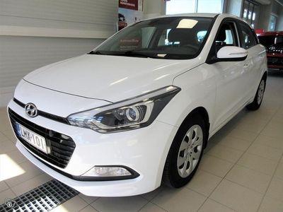 gebraucht Hyundai i20 5D