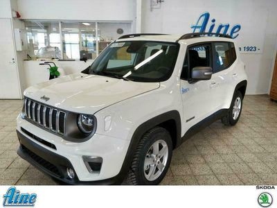 käytetty Jeep Renegade 1,3 150hv T4 DCT FWD Limited