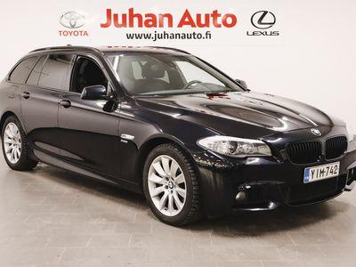 käytetty BMW 535 D xDrive A TwinPower Tbo Sport F11*MSport, Webasto, HeadUp, ProffaNavi, 385hv/770nm*