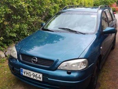 käytetty Opel Astra farmari, vm. 2001