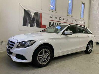 käytetty Mercedes C200 d T A Premium Business