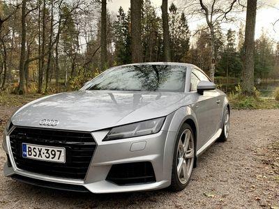 käytetty Audi TT Coupé 2,0 TFSI 169 kW quattro S tronic