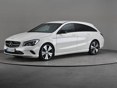 käytetty Mercedes CLA220 d A Shooting Brake (MY16.B) -Night paketti-