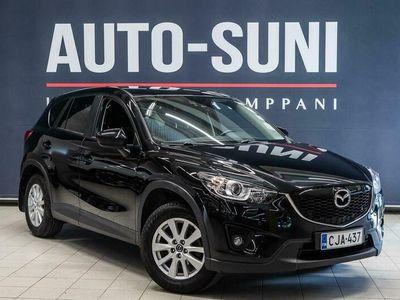 käytetty Mazda CX-5 2,0 SKYACTIV-G Touring Business 6AT 5d AWD #Vetokoukku #Navi #Defa-lämpöpaketti