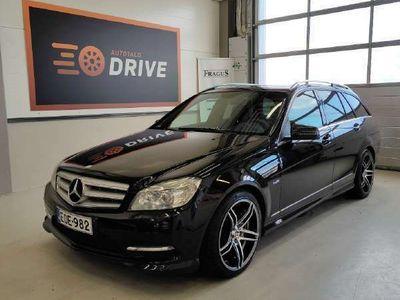 käytetty Mercedes C350 CDI 4MATIC AMG Style Bluetec*Webasto*Koukku*Sportpenkit*ILS*